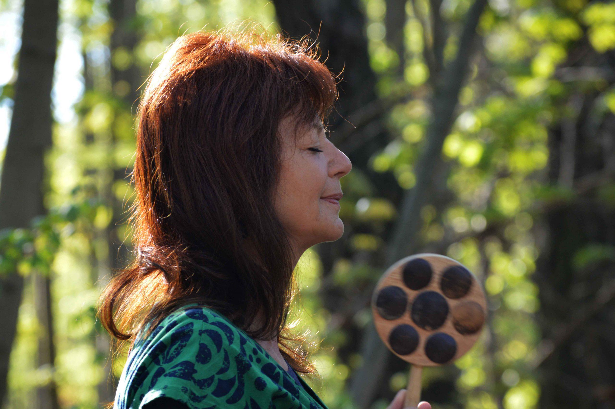 Irene Burian Schamanin in Gotha Thüringen
