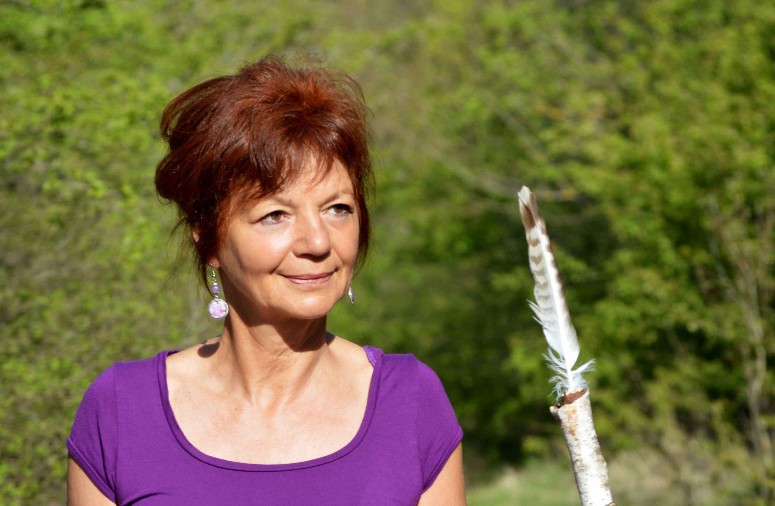 Irene Burian Thüringen Waldauszeit