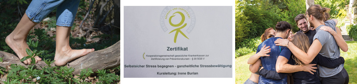 Stressmanagement Burian